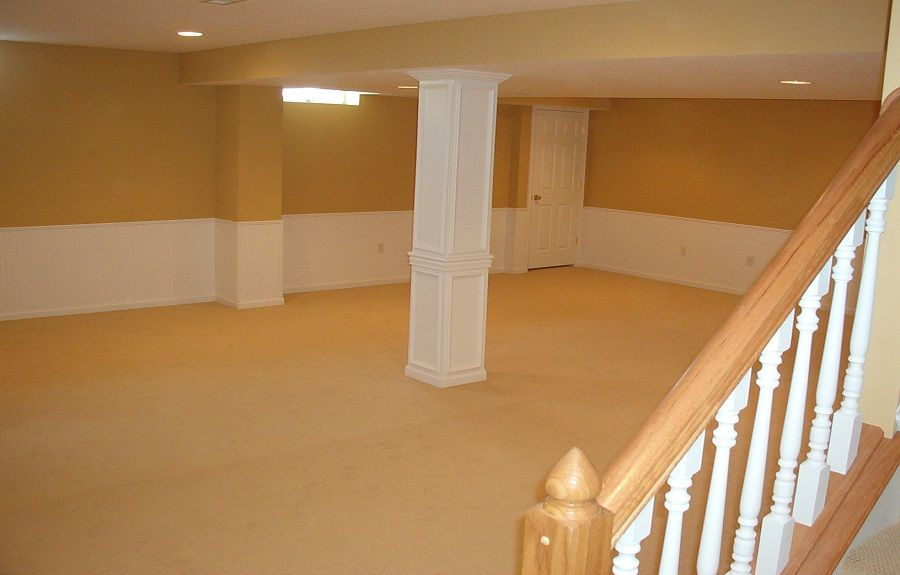 Drylok concrete basement floor paint - Basement concrete wall ideas ...