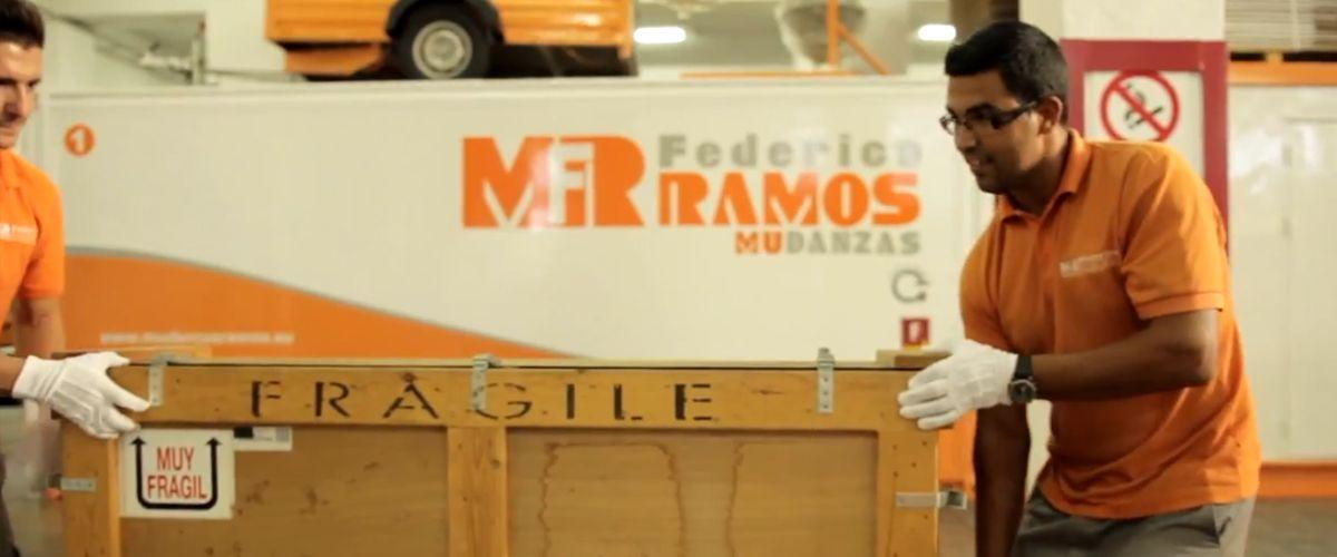Federico Ramos Mudanzas Las Palmas Guardamuebles Mudanzas Servicio De Mudanza Las Palmas