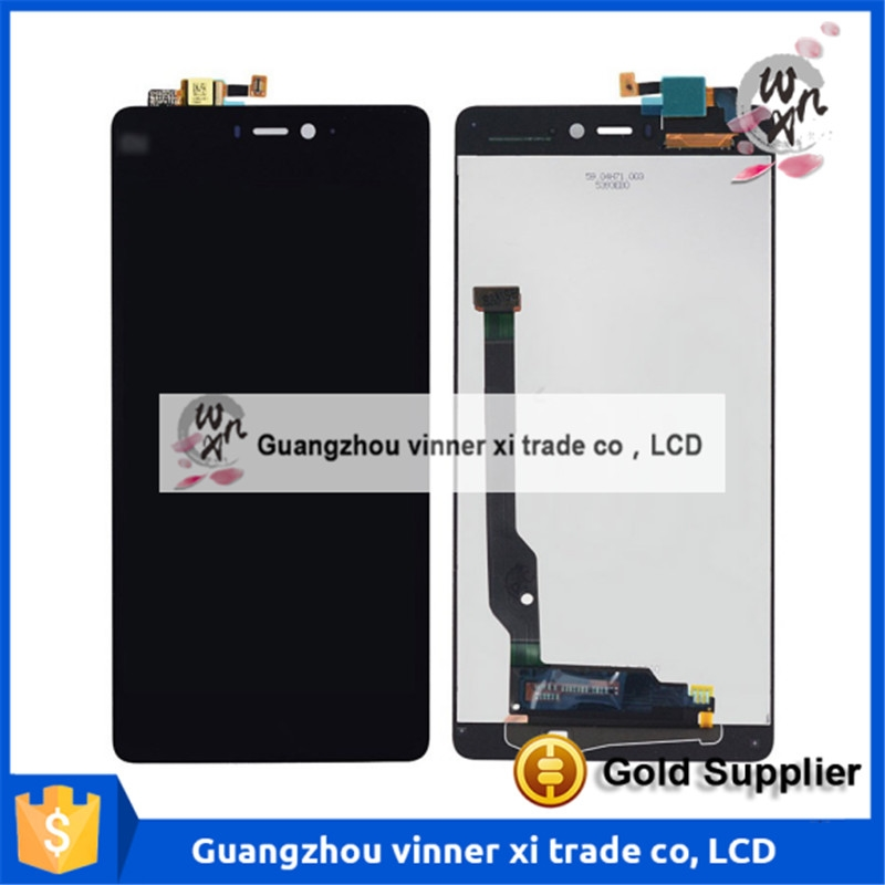 (28.87$)  Watch more here  - 5.0 Black For Xiaomi Mi 4C MI4C LCD Display Touch Digitizer Screen Glass Assembly +Tool +Free Shipping