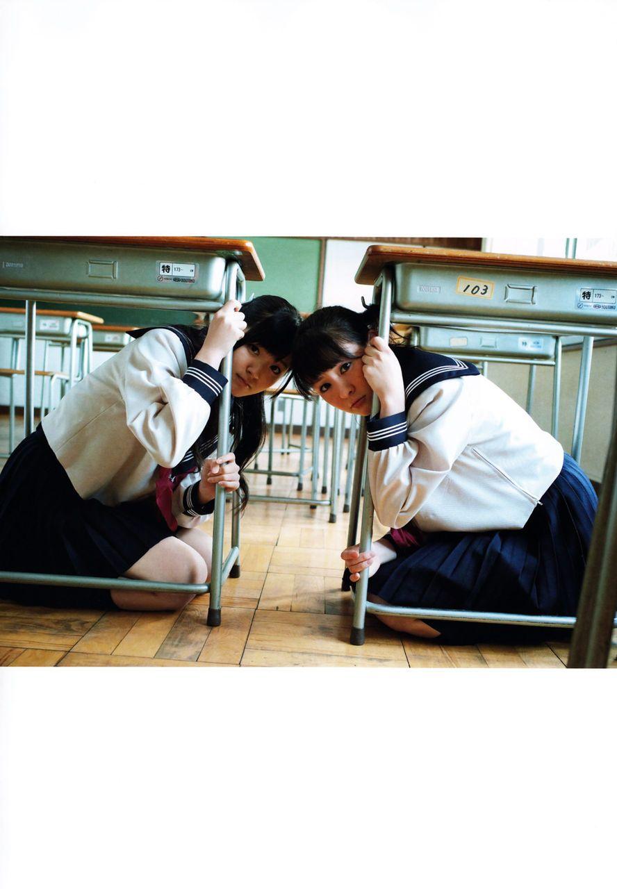 ℃-ute - 鈴木愛理 Suzuki Airi、Berryz工房 - 菅谷梨沙子 Sugaya Risako
