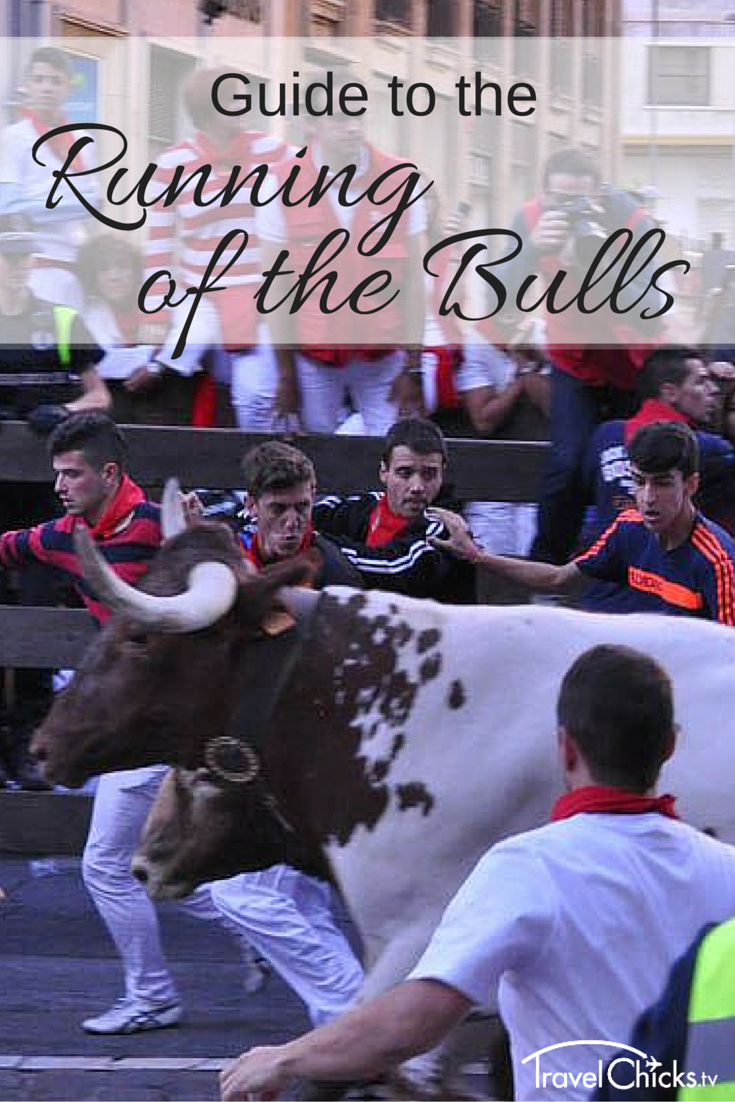 How to Run with the Bulls in Pamplona, Spain! San Fermin Festival and Insider tips for running