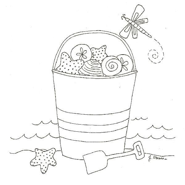 Mar Diversión Gratis bordado patrón-Jacquelynne Steves | APLIQUE ...