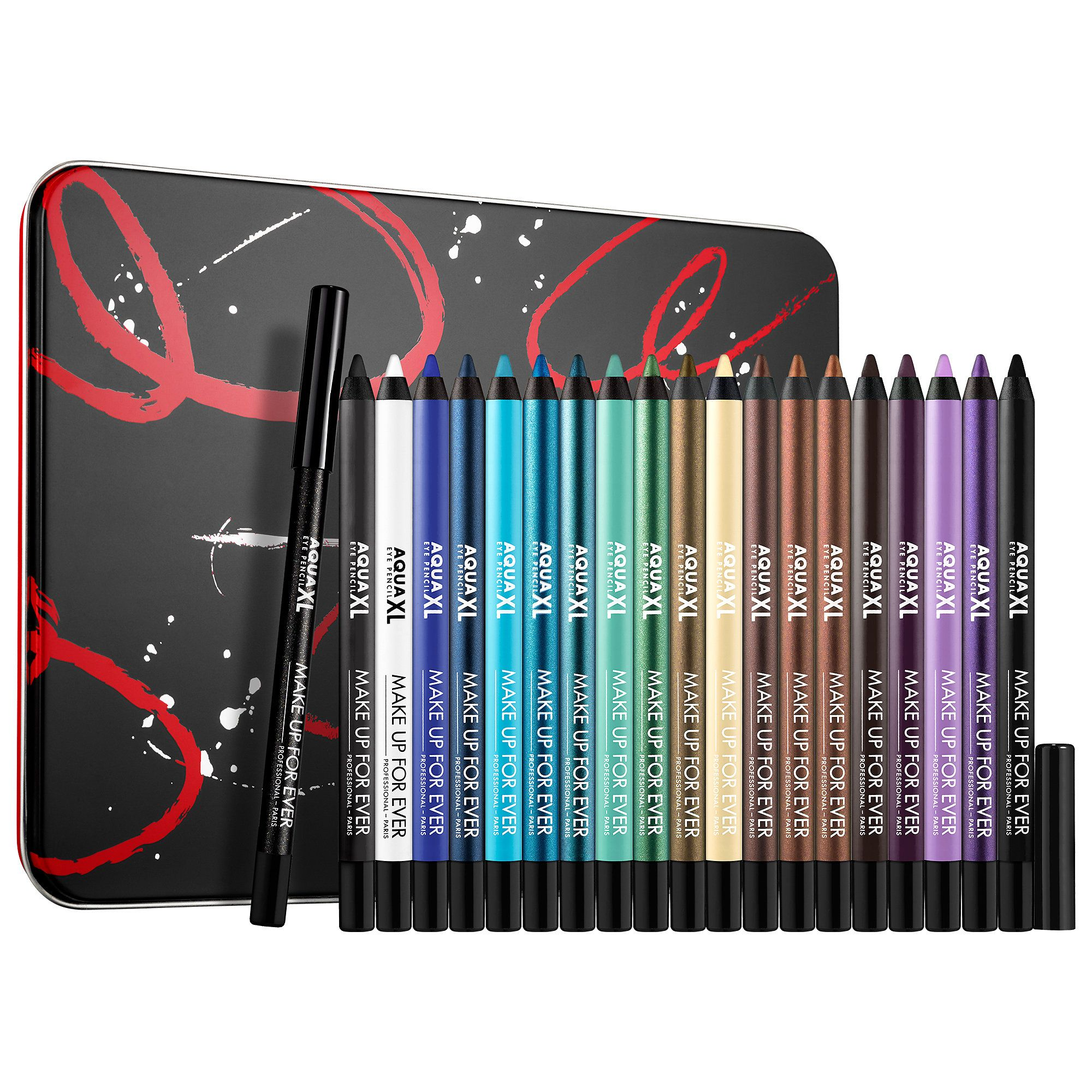 Shop MAKE UP FOR EVER's Artistic Aqua XL Eye Pencil