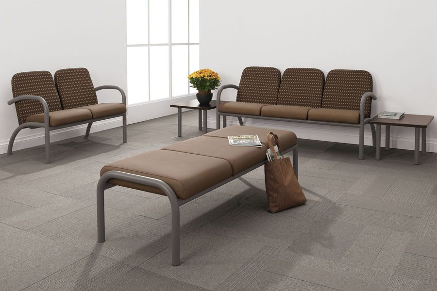 Aubra Hospital Waiting Room Furniture Delivers Comfort And