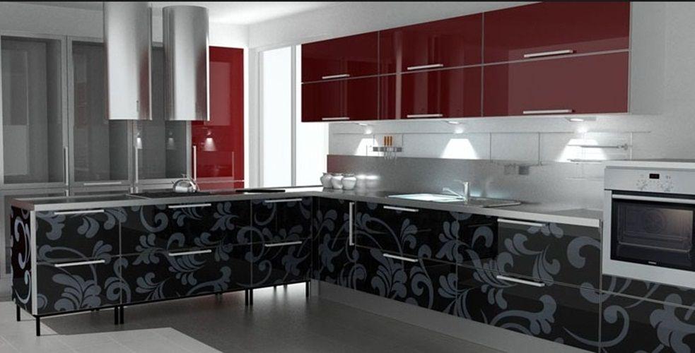 Kırmızı beyaz mutfak modelleri · Dekorasyon, Ev Dekorasyonu, Ev Tasarımı Döşemesi | Dekorasyon, Ev Dekorasyonu, Ev Tasarımı Döşemesi
