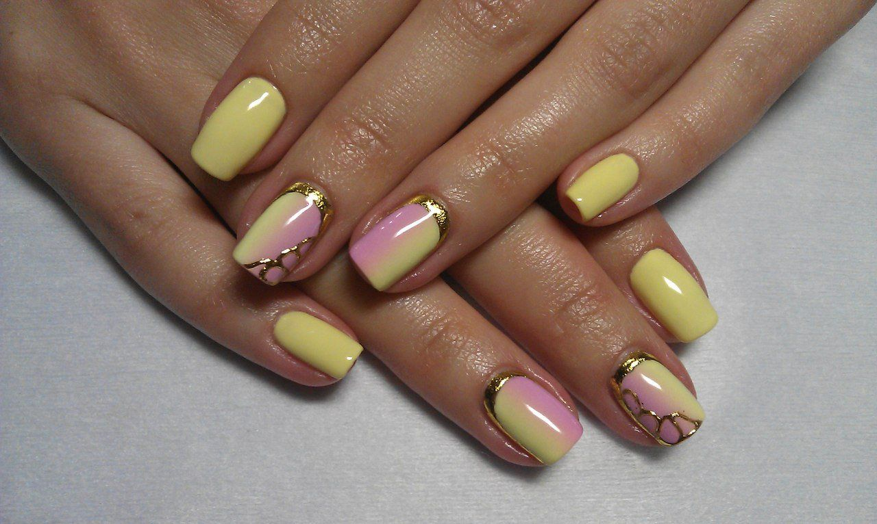 Nail Art #976 - Best Nail Art Designs Gallery | Gradient nails ...