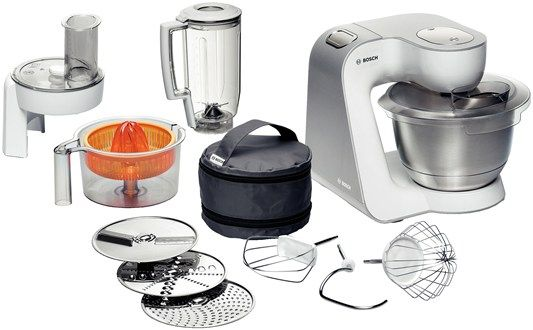 Bosch Styline In White Silver Any Thoughts Bosch Kitchen Machine Food Processor Recipes Kitchen Machine