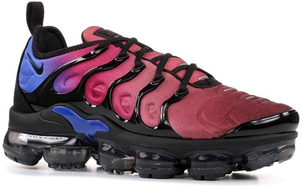 d13aa2c15fb40 Nike W Air Vapormax Plus, Zapatillas de Running para Mujer, (Black ...