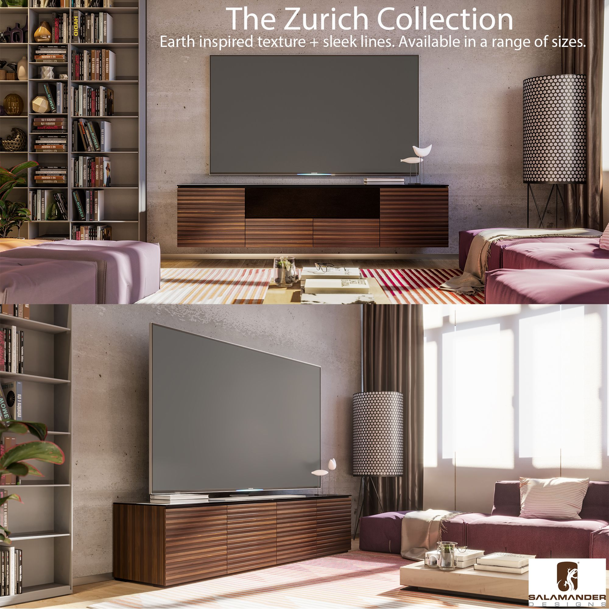 Zurich Collection A V Furniture Tv Stands Dynamichome