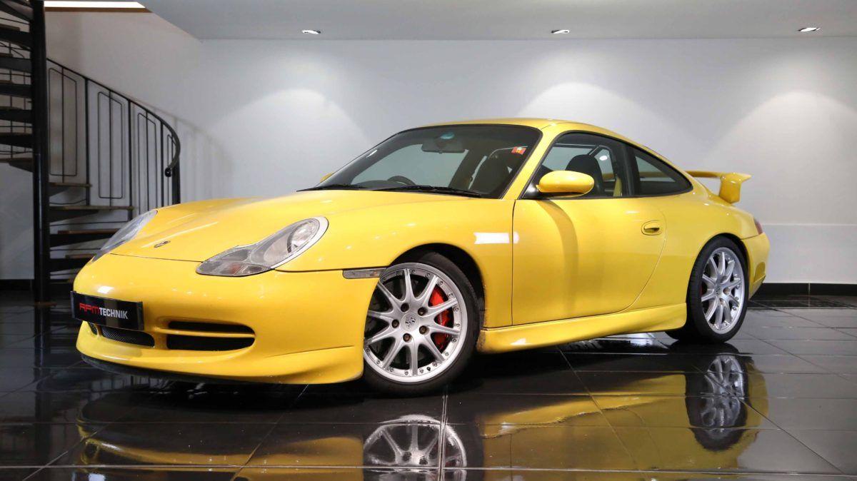 Porsche 996 Mk1 Gt3 For Sale Rpm Porsche Porsche 911 Porsche 911 Carrera