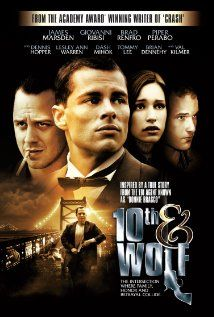 10th & Wolf (2006) with James Marsden and Giovanni Ribisi filmed scenes in the Strip District, Pittsburgh PA