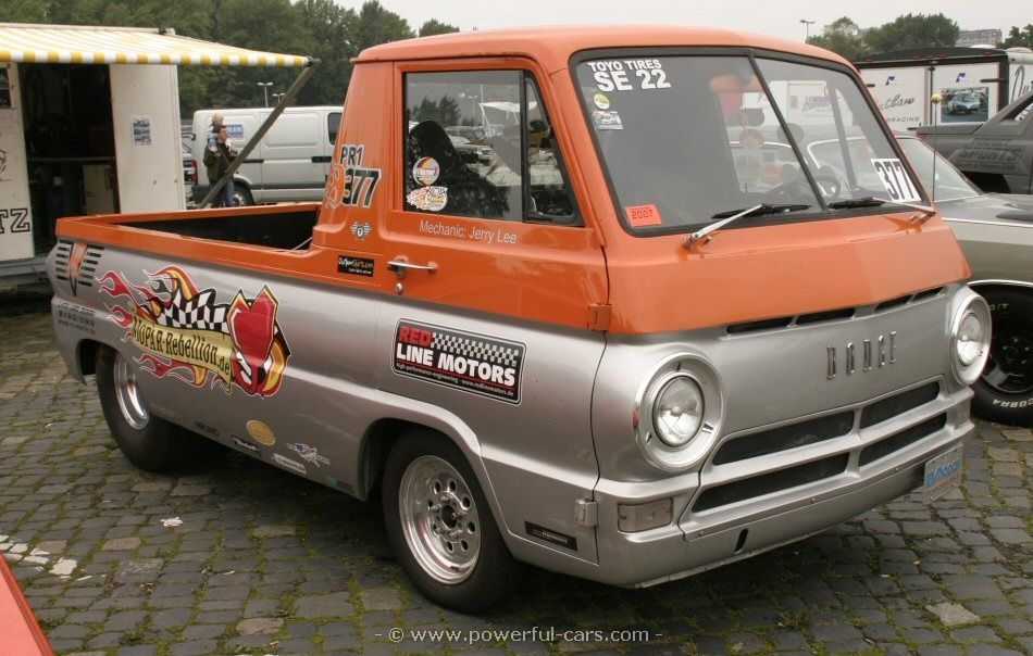 dodge 1966 a100 pickup dragster - the history of cars - exotic ...