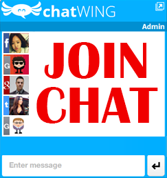 Create Chat Rooms and Join Chats any time from any device
