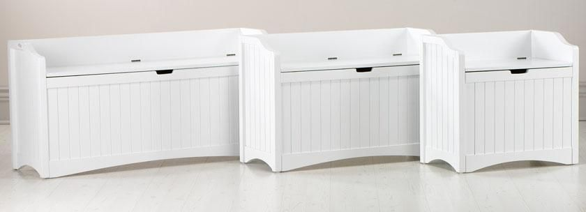 Madison 24 W And 36 W Lift Top Storage Bench Benches Entryway