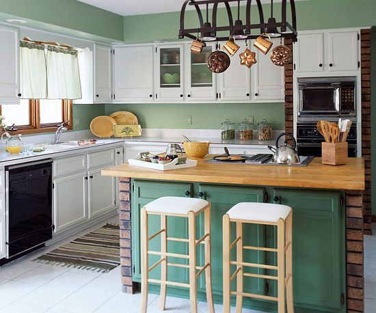1000+ images about Kitchen Paint Ideas on Pinterest | Paint colors ...