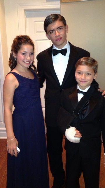 Lola , Michael , & Joaquin Consuelos | Celebrities | Kelly