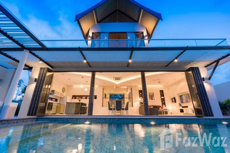 10 Bed Villa For Rent In Cherng Talay Phuket With Garden Mountain View Unit Id Ph 6419 Fazwaz Hotel Villa Villa Phuket