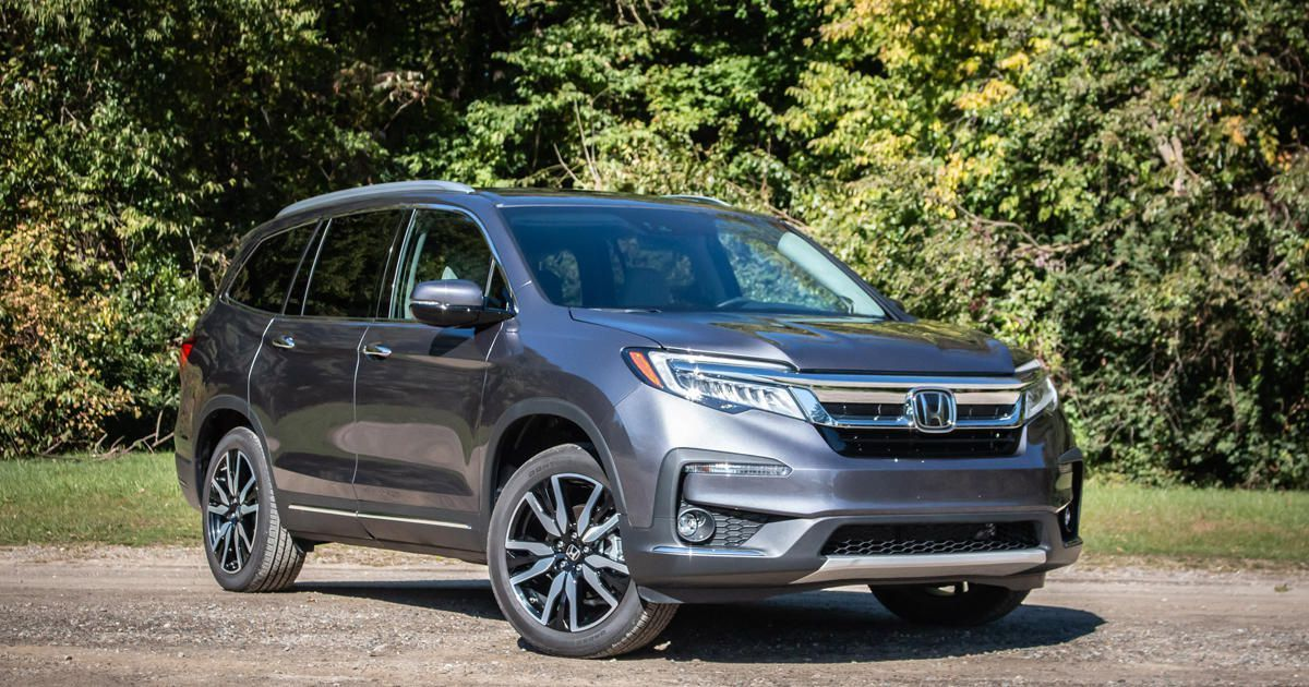 2020 Honda Pilot Review Design Price And Release Date