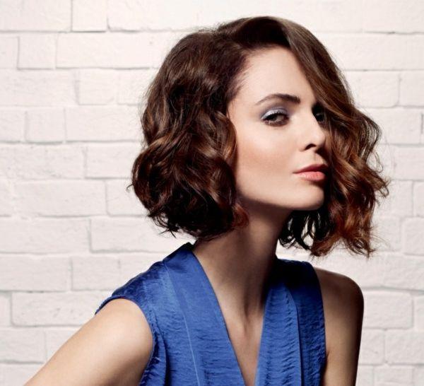La technique du carré wavy - 70 idées de look époustouflant | Coupe de cheveux, Tendances ...