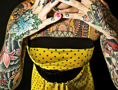 62 Fotos de pessoas tatuadas (49)