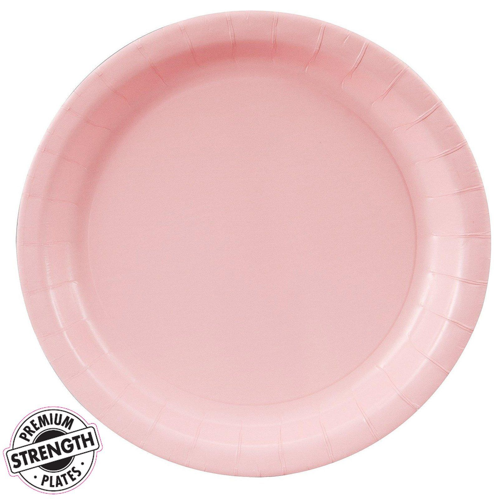 Classic Pink (Light Pink) Dinner Plates  sc 1 st  Pinterest : pink dinner plates - pezcame.com