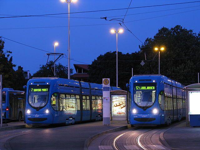 Navigating In Zagreb Zagreb Zagreb Croatia Croatia