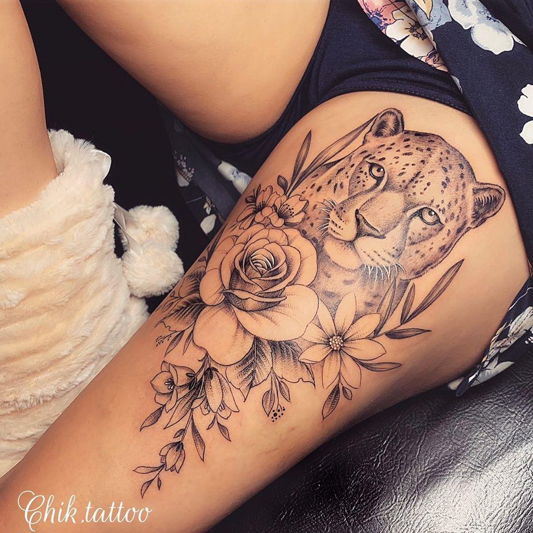 Michaelsen tattoos jeannine ▷ Los