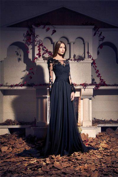 فساتين سهرة فخمة لموسم الخريف والشتاء من توقيع طارق سنو Spring Formal Dresses Glamour Dress Evening Dresses
