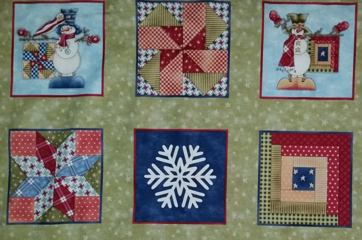 My Precious Quilt Panel Henry Glass By Leanne Anderson Blocks