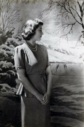 Princess Elizabeth.1945.