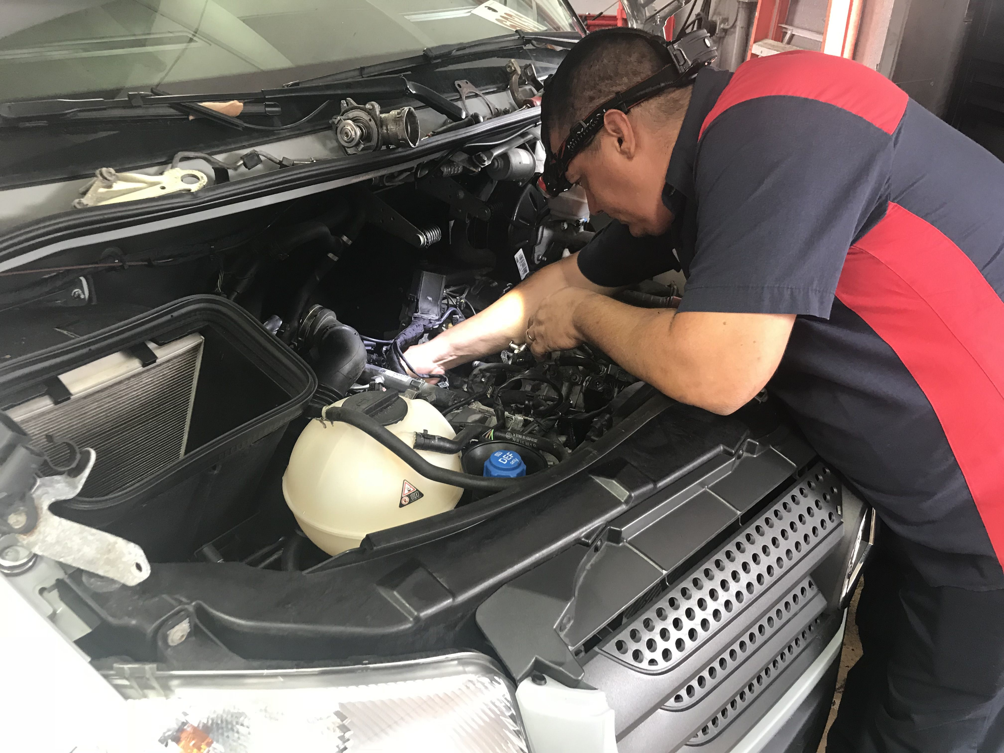 37++ Mercedes benz mechanic near me ideas