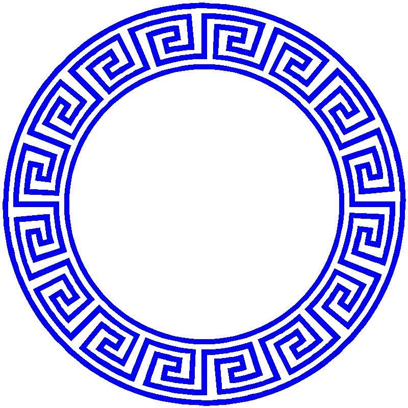 Pin By Reyad Lde On Hellenic Greek Pattern Greek Design Greek Key Pattern