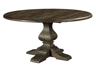Shop for kincaid furniture 60 inch round table base bf 90 for Dining room table 90 inch