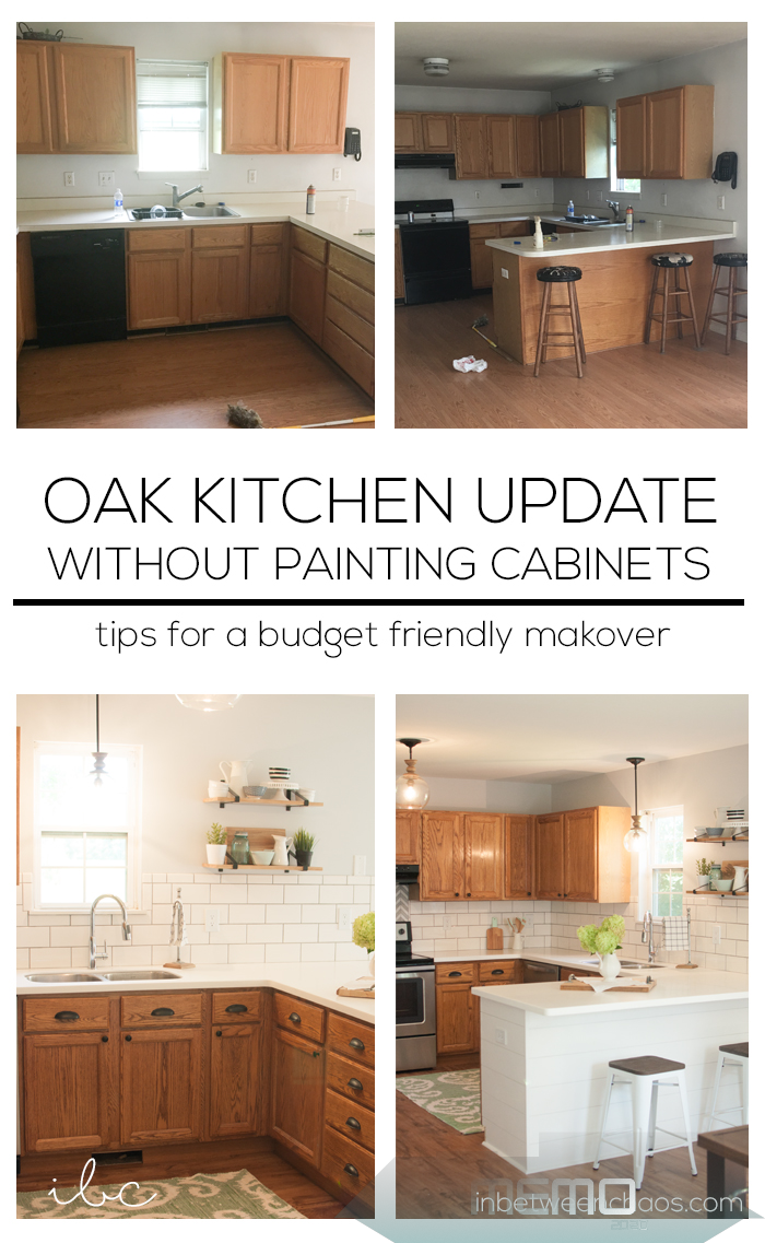 Jun 9, 9   Updating a 9s kitchen – WITHOUT Painting ...