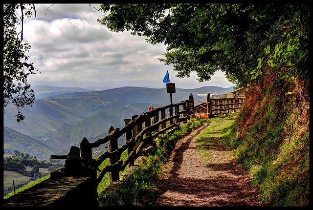 Camino Primitivo Camino De Santiago Trail Camino De Santiago Travel Dreams