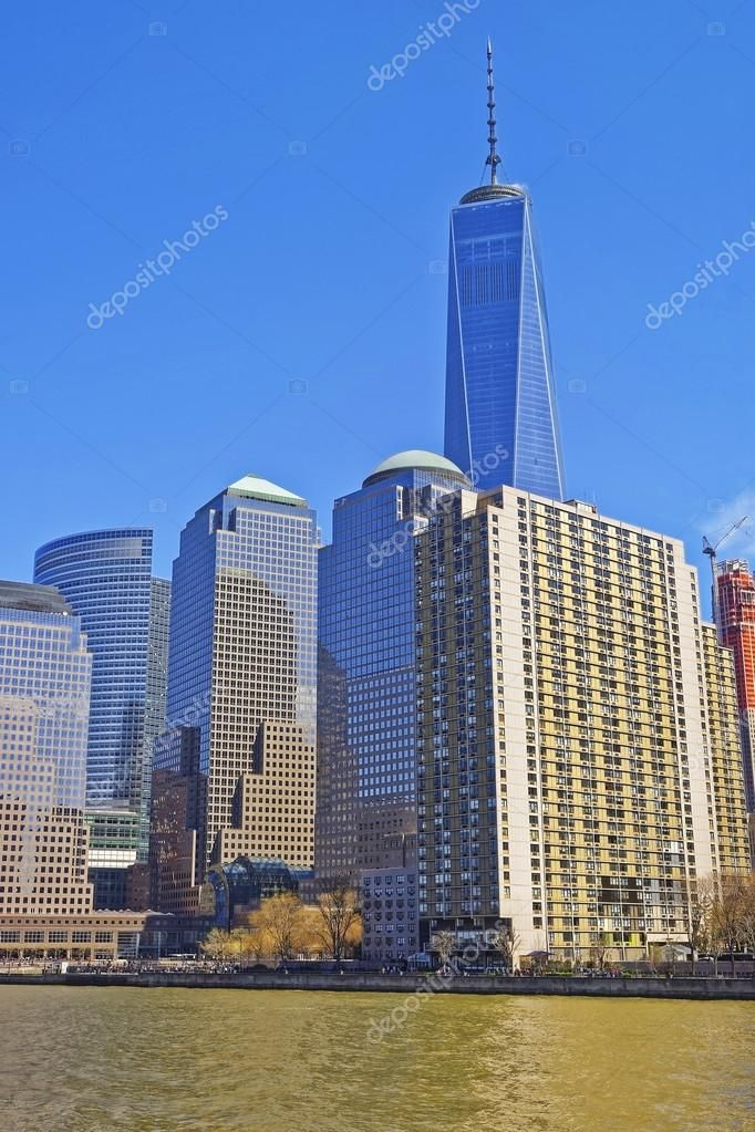World Financial Center At Battery Park City Lower Manhattan Stock Photo Affiliate Center Battery World Fina In 2020 Lower Manhattan Battery Park City City