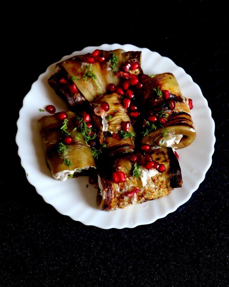 Vegetarian Armenian Eggplant Salad Salads Greenbowl2soul Recipe Armenian Recipes Vegetarian Vegetarian Side Dishes