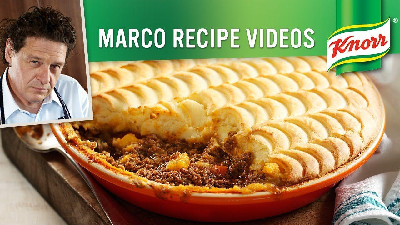 Shepherd\'s Pie Recipe   Marco Pierre White   cooking recepies videos ...