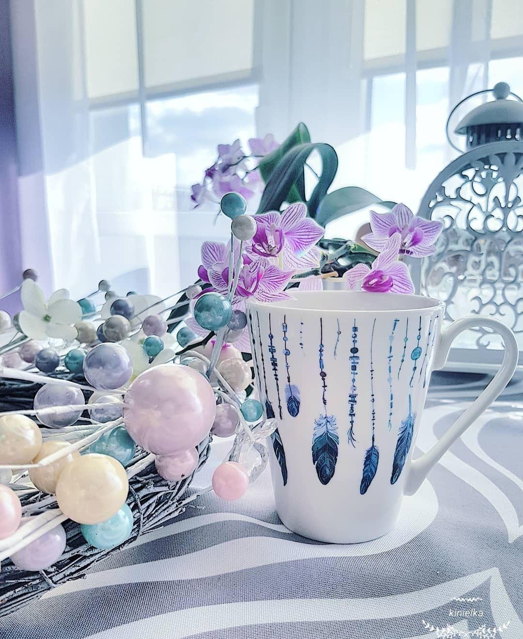 Mug Cup Kubek Easter Ikea Decoration Easter Decorations Blue Easter Decorations Decor Interior Decorating