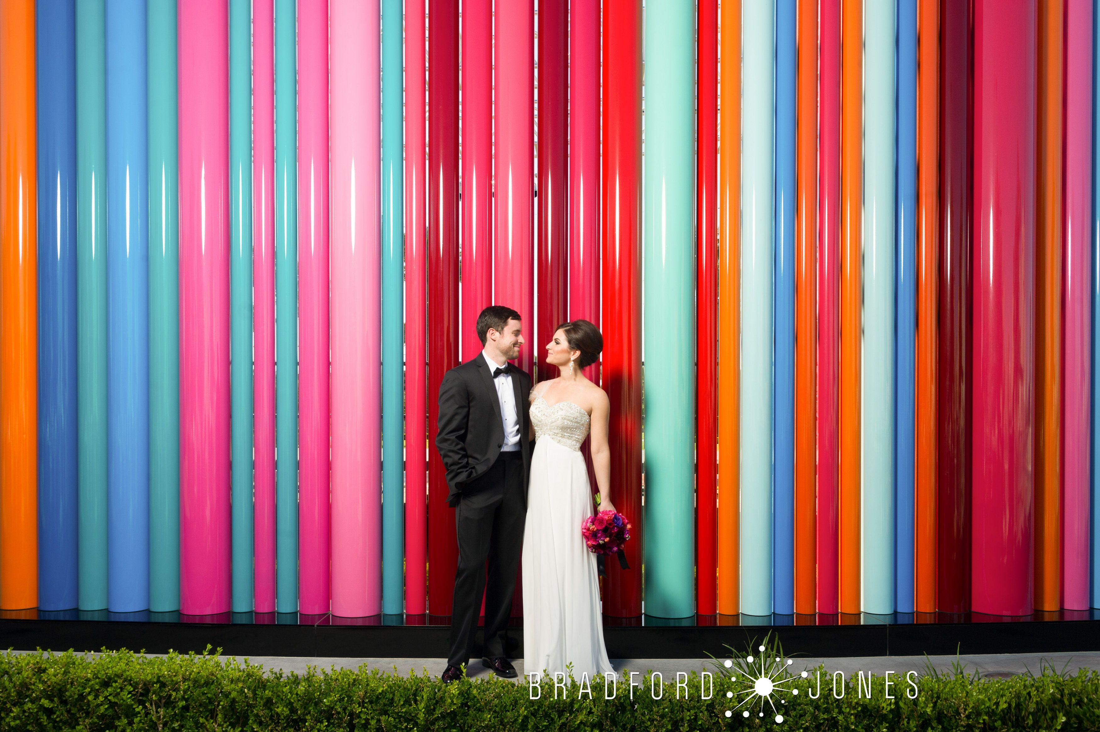 Las Vegas Wedding Planner The Smith Center Pink Purple