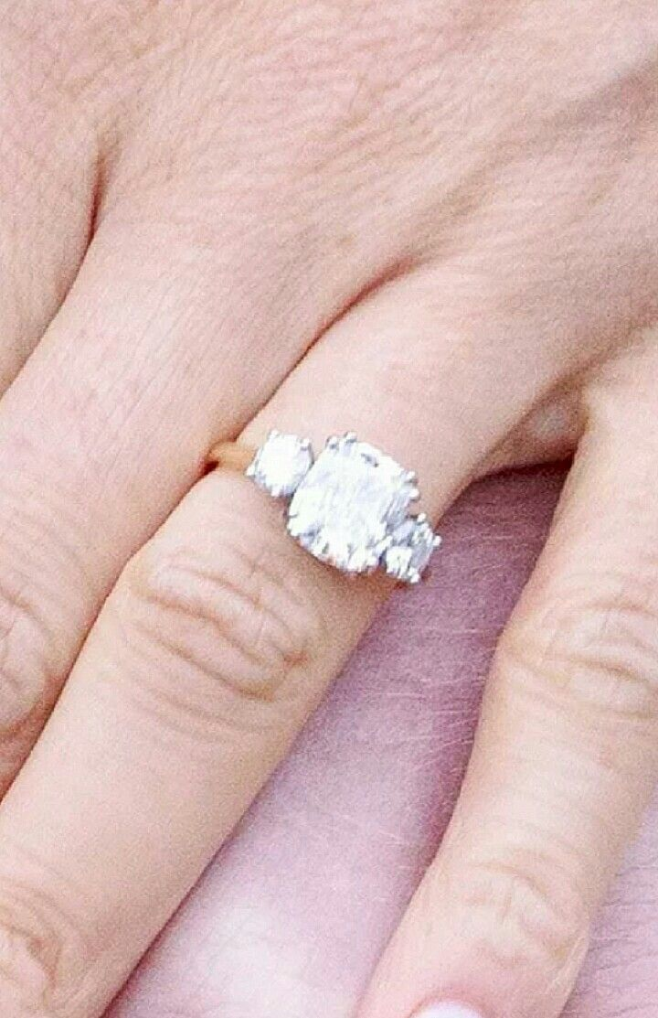 Meghan Markle\'s Engagement Ring . | Weddings | Pinterest ...