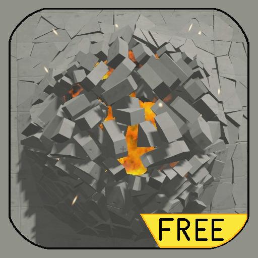 Destructive physics destruction simulation FREE 0.9.9