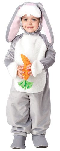 Toddler Lil Bunny Costume Kids Costumes Halloween Bunny