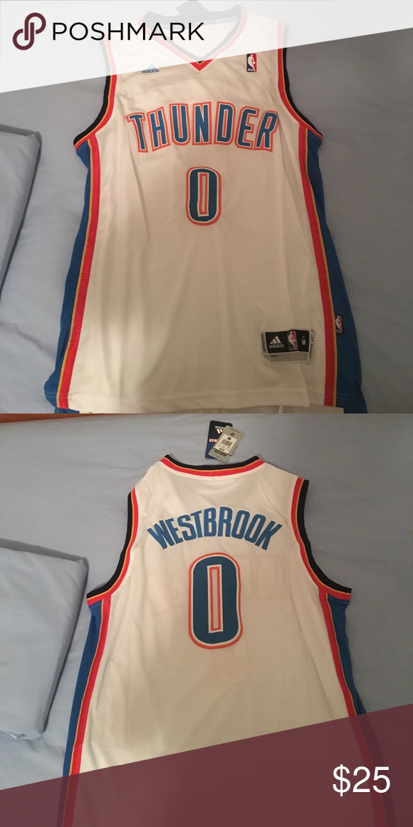 timeless design c058b 16480 2016-17 Russell Westbrook Home Jersey Stitched authentic OKC ...