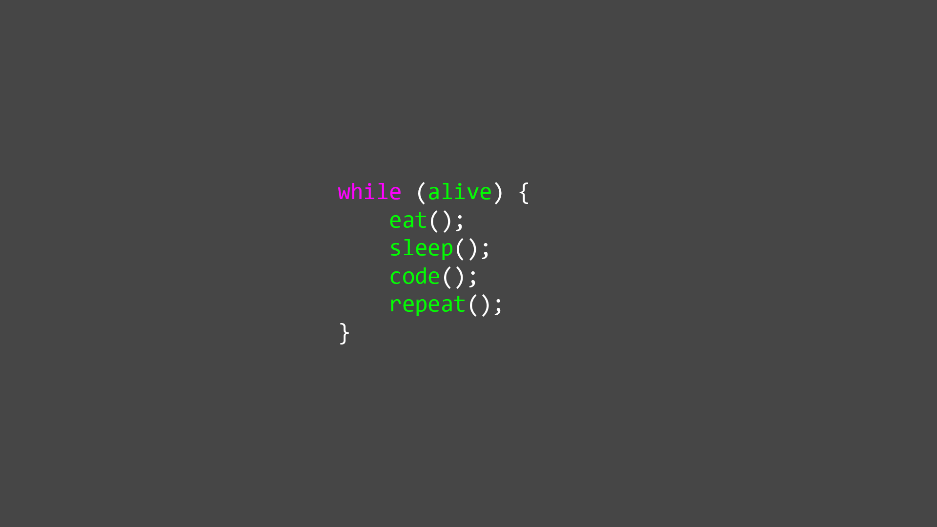 Programmer's Wallpaper Collection | Dev. in 2019 | Wallpaper, Pc desktop wallpaper, Code wallpaper