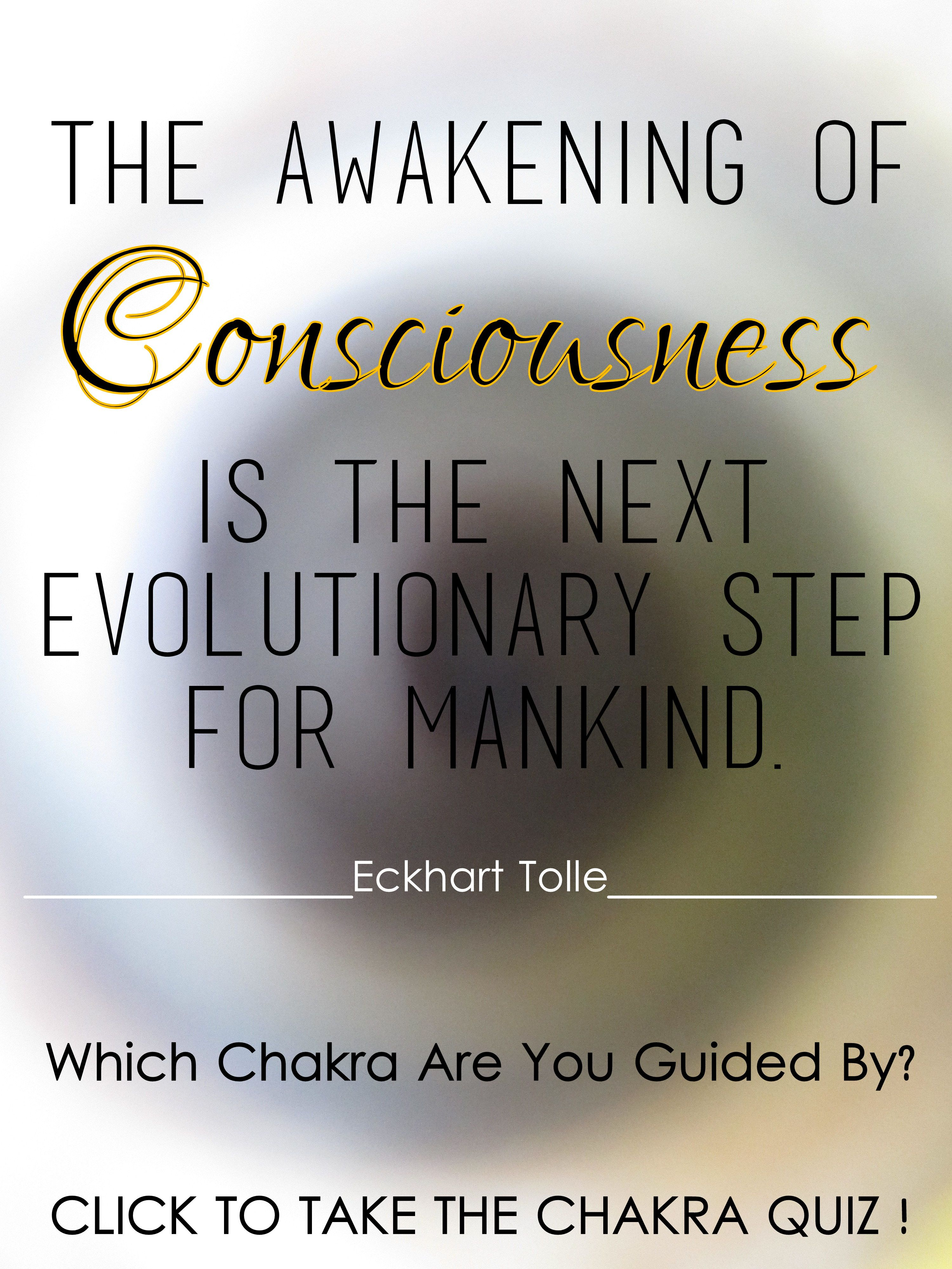 Daily Inspirational Thoughts 7 Stages Of Consciousness  Take The Chakra Quiz  Consciousness