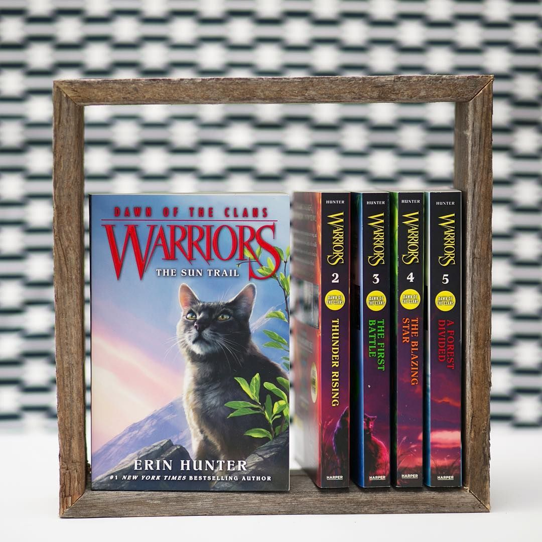 Warriors Dawn Of The Clans List: Dogs Or Cats? If Your Answer Is WARRIOR CATS, We Have