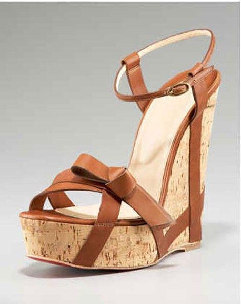 christian louboutin miss cristo platform sandal