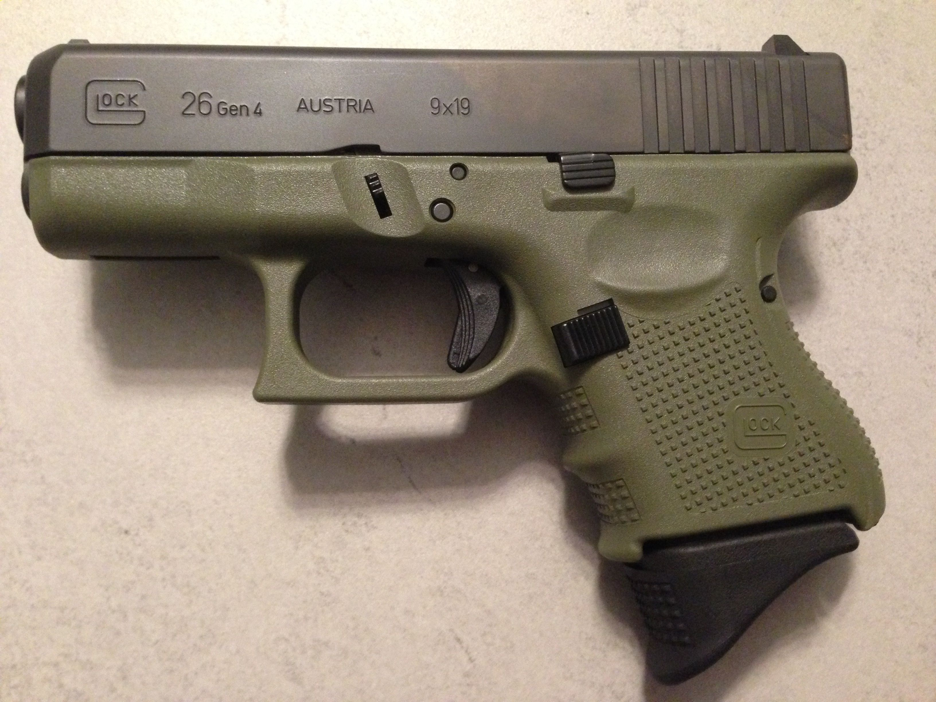 Glock 26 Gen4 BFG Find our speedloader now! www.raeind.com ...