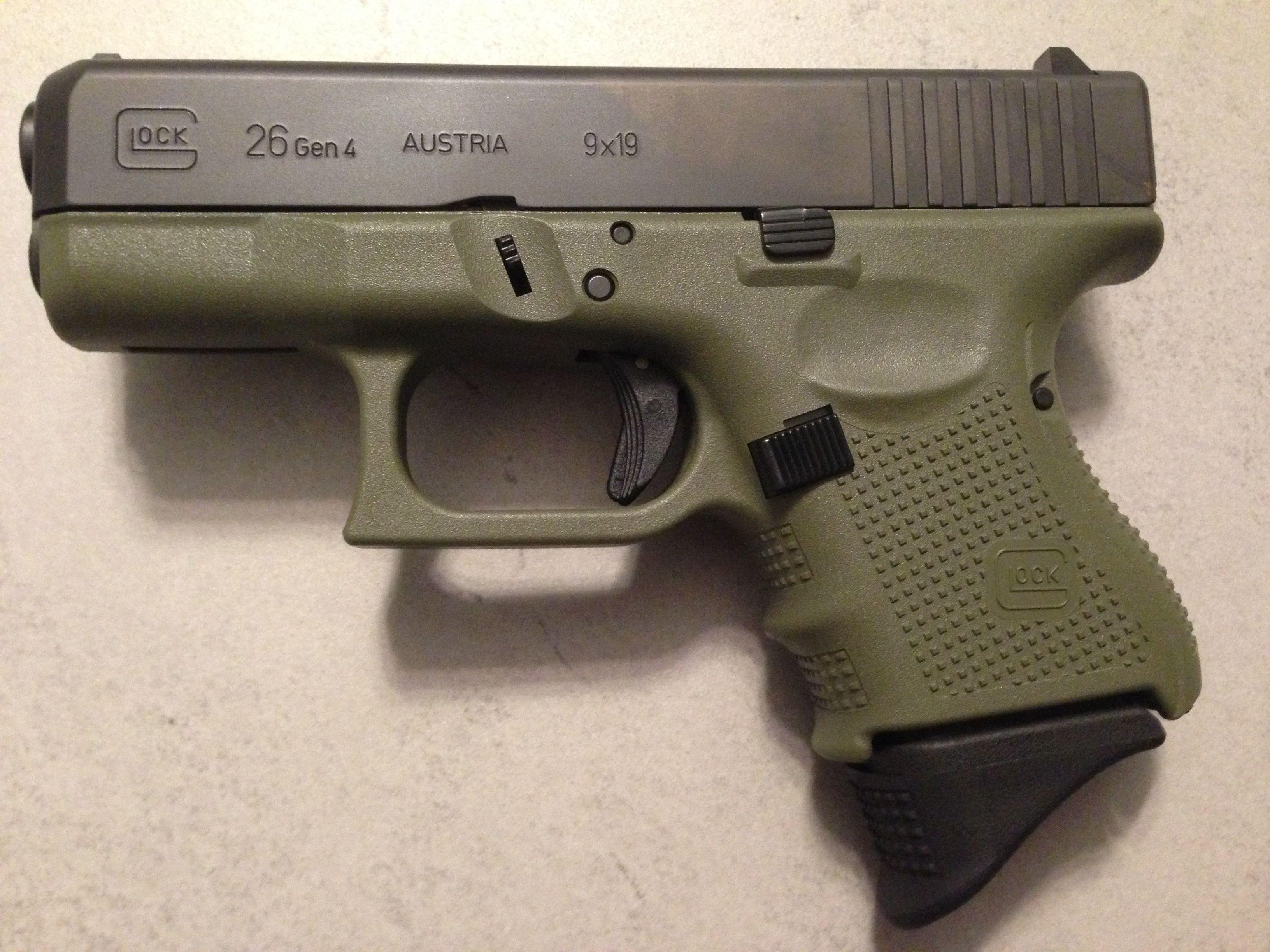 Glock 26 Gen4 BFG Find our speedloader now! www.raeind.com ...